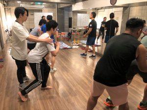 ファンクショナルトレーニングベーシックコース~東京~第18期02