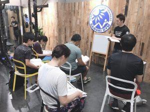 2019年5月14日(火)基礎から学ぶウェイトトレーニング01
