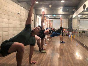 ファンクショナルトレーニングベーシックコース~東京~第18期08