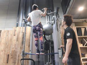 2019年5月14日(火)基礎から学ぶウェイトトレーニング03