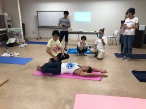5月19日(日)なぜ呼吸のトレーニングが大切なのか?~呼吸の仕組みと改善のためのエクササイズ~03