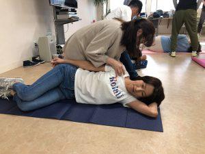 5月19日(日)なぜ呼吸のトレーニングが大切なのか?~呼吸の仕組みと改善のためのエクササイズ~10