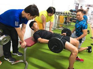 5月27日(月)基礎から学ぶウェイトトレーニング~大阪~12