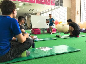 5月27日(月)基礎から学ぶウェイトトレーニング~大阪~01