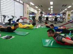 5月27日(月)基礎から学ぶウェイトトレーニング~大阪~13