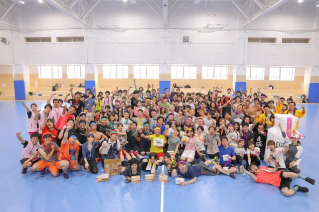 令和最初の筋肉運動会!!集合写真
