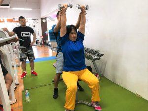 5月27日(月)基礎から学ぶウェイトトレーニング~大阪~06
