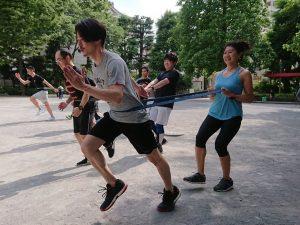 6月4日(火)プライオメトリックス&ムーブメントスキル05
