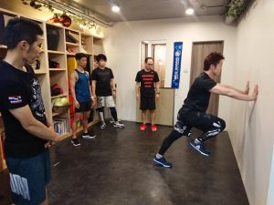 6月4日(火)プライオメトリックス&ムーブメントスキル04