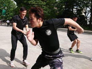 6月4日(火)プライオメトリックス&ムーブメントスキル08