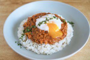 美味しい!簡単!缶詰レシピ♪~良質なタンパク質と脂質が摂れる~カレー