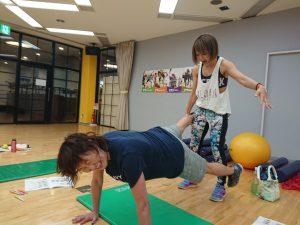 6月22日(土)ファンクショナルトレーニングベーシックコース~小山~(第19期)05
