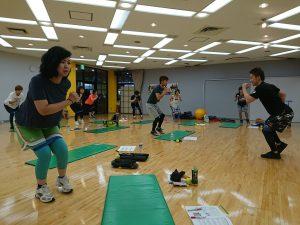 6月22日(土)ファンクショナルトレーニングベーシックコース~小山~(第19期)04