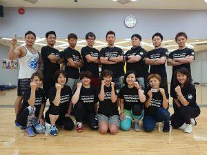 【講習会報告】6月22日(土)ファンクショナルトレーニングベーシックコース~小山~(第19期)集合写真02