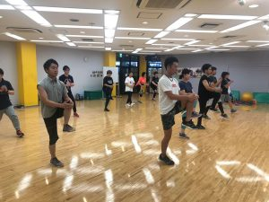 6月22日(土)ファンクショナルトレーニングベーシックコース~小山~(第19期)06