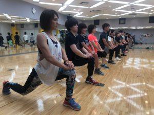 6月22日(土)ファンクショナルトレーニングベーシックコース~小山~(第19期)08