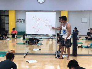 6月22日(土)ファンクショナルトレーニングベーシックコース~小山~(第19期)01