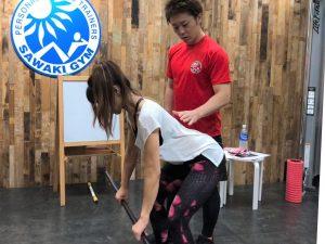 7月9日(火)基礎から学ぶウェイトトレーニング02