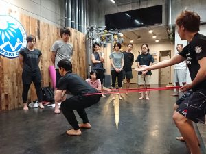 ファンクショナルトレーニングベーシックコース~東京~(第20期)05