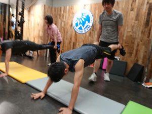 ファンクショナルトレーニングベーシックコース~東京~(第20期)06