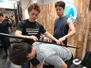 ファンクショナルトレーニングベーシックコース~東京~(第20期)07