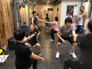 ファンクショナルトレーニングベーシックコース~東京~(第20期)11