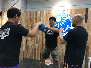 8月31日(土)動きのパフォーマンスを高めるケトルベルトレーニング03
