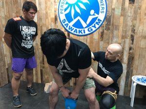 8月31日(土)動きのパフォーマンスを高めるケトルベルトレーニング02