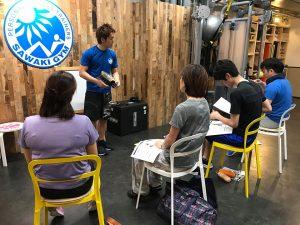 9月10日(火)基礎から学ぶウェイトトレーニング01