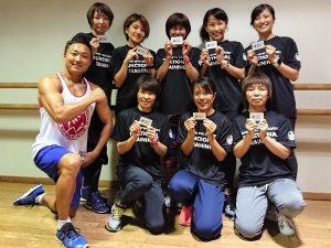 9月14日(土)ファンクショナルトレーニングベーシックコース~沼津~(第21期)集合写真