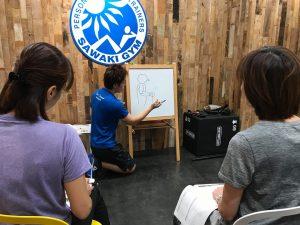 9月10日(火)基礎から学ぶウェイトトレーニング03
