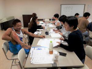 【セミナー報告】9月8日(日)、15日(日)基礎から学ぶ機能解剖学~東京~11