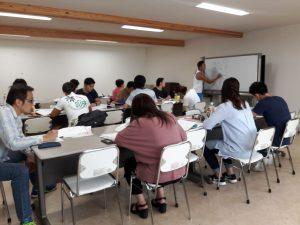 【セミナー報告】9月8日(日)、15日(日)基礎から学ぶ機能解剖学~東京~08