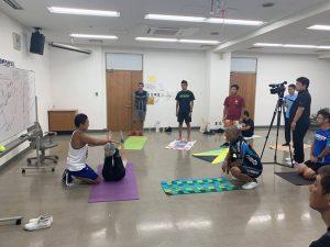 【イベント報告】 ロードレースに必要な動きを劇的に向上させるトレーニング講座03