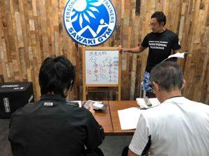 10月15日(火)ファンクショナルトレーニングベーシックコース01