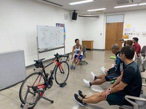 【イベント報告】 ロードレースに必要な動きを劇的に向上させるトレーニング講座02