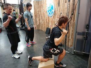 10月15日(火)ファンクショナルトレーニングベーシックコース05