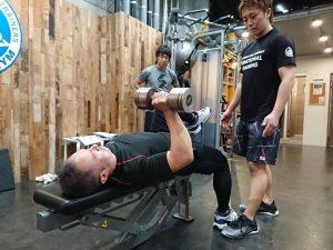 10月15日(火)ファンクショナルトレーニングベーシックコース07