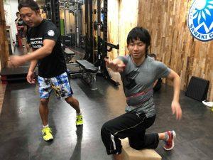 10月15日(火)ファンクショナルトレーニングベーシックコース08
