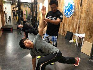 10月15日(火)ファンクショナルトレーニングベーシックコース09