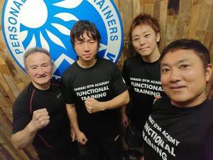 10月15日(火)ファンクショナルトレーニングベーシックコース11