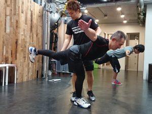 10月15日(火)ファンクショナルトレーニングベーシックコース10