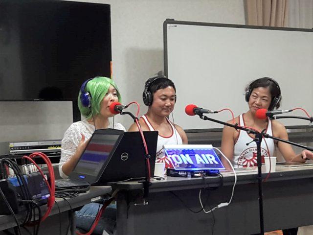 【メディア出演報告】鎌倉ワールドラジオに澤木がゲスト出演
