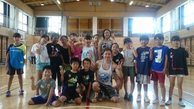 【レッスン風景】 小学生のパフォーマンストレーニング教室
