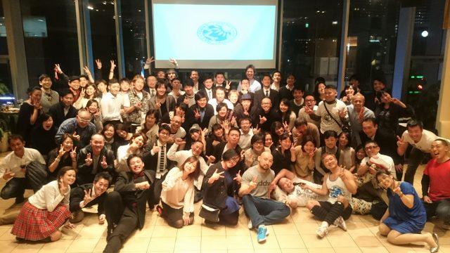 """【開催報告】 株式会社SAWAKI GYM創立7周年パーティー """"GRACIAS"""""""