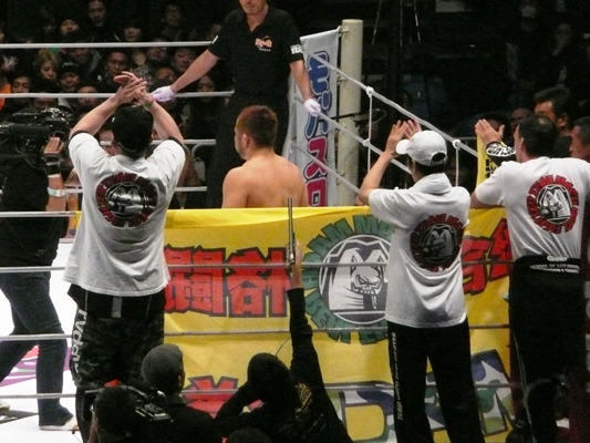 Dynamite!!~勇気のチカラ2010~...