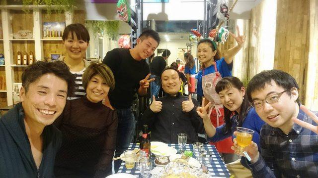 【イベント報告】12月25日㈰ Kleur & SAWAKI GYM コラボChristmasイベント『女子力・男子力をアップさせていきましょう~♡第1回アップ会』