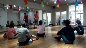 2月12日㈰ダンスのための強い体幹を作るトレーニング講座