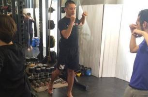 鈴木悟のキックボクシングエクササイズ