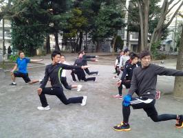 アディダスパフォーマンストレーニング